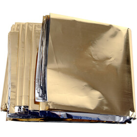 Basic Nature Gold/Silver Emergency Blanket